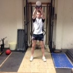 Kettlebell Upward Phase 2